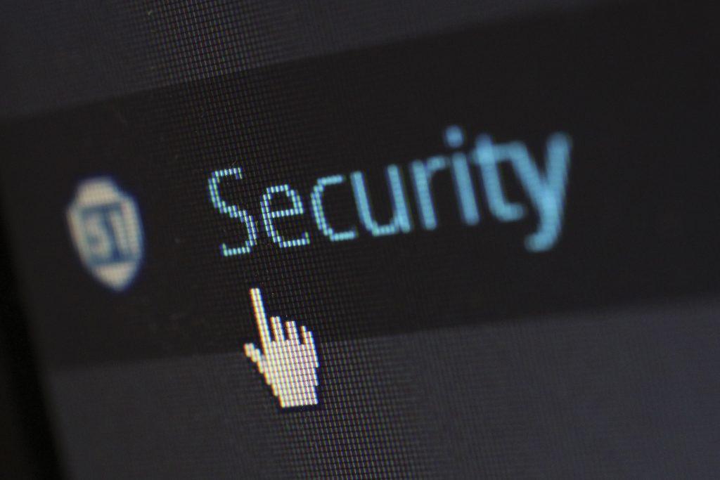 Beveiliging website